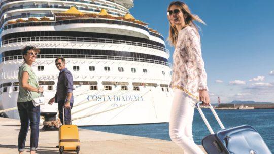 Costa Cruises herstart vakanties op 6 september