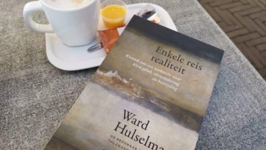 Ward Hulselmans heeft genoeg van drama en scheept in voor een 'Enkele reis realiteit'