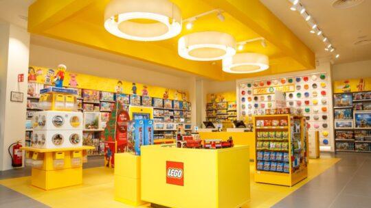 LEGO opent nieuwe winkel in Brussel