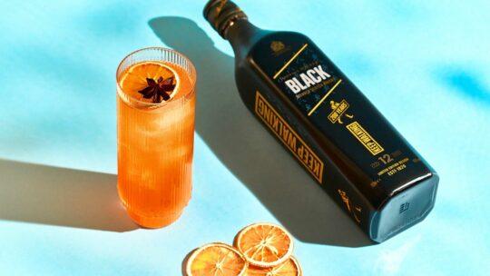 Thuis cocktails maken? Easy does it met Johnnie Walker Highballs