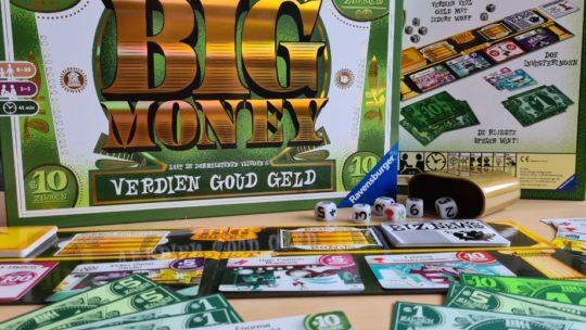 Een avondje aandelen verhandelen en Ziljoenen verdienen? Dat is kinderspel dankzij 'Big Money'!
