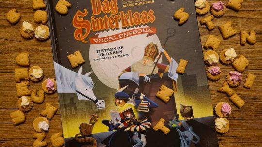 Nieuwe avonturen van de Sint en zijn vrienden in het 'Dag Sinterklaas voorleesboek'