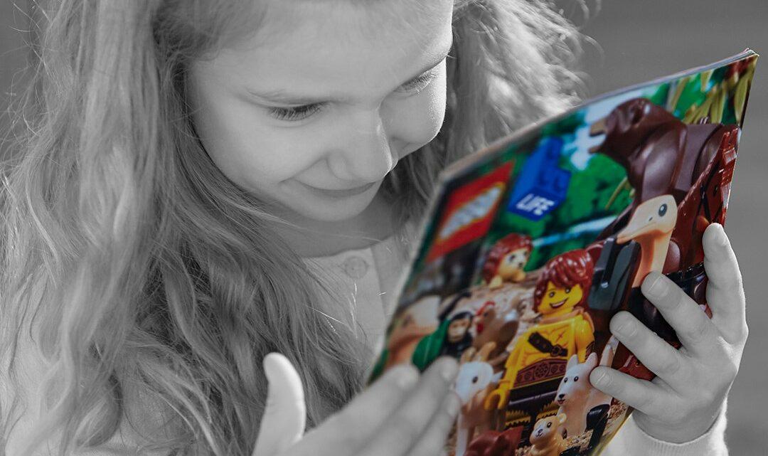 Haal LEGO gratis in huis via je brievenbus