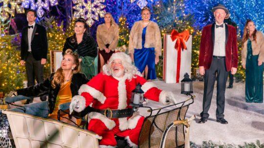 'The Christmas Show' brengt de kerstwarmte bij je thuis!