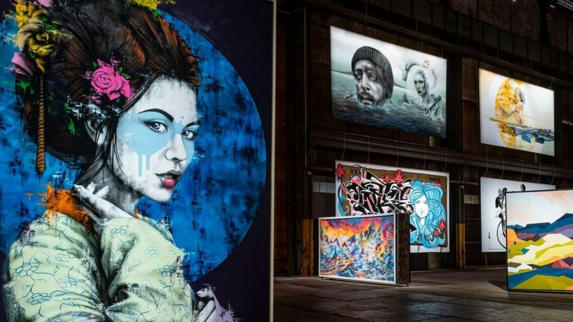 Ontdek STRAAT, het museum voor street art en graffiti in Amsterdam