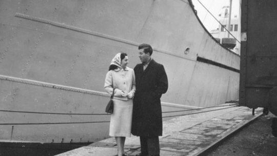 Destination Sweetheart: hartverwarmende verhalen over liefde en migratie van vroeger tot nu