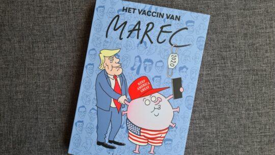 Lachen met doemjaar 2020 dankzij 'Het vaccin van Marec'