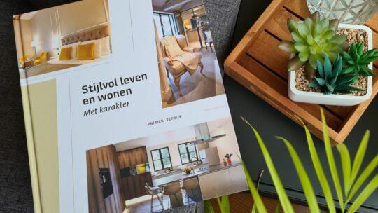 Maak van je huis de perfecte thuis met 'Stijlvol leven en wonen – met karakter'