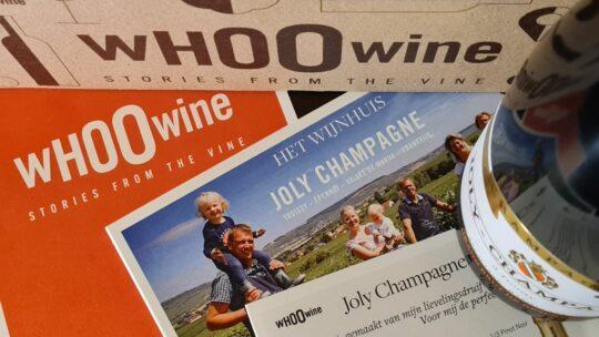 WHOOwine: wijn met een verhaal, geselecteerd door Belgisch sommelier Lucia Buysschaert