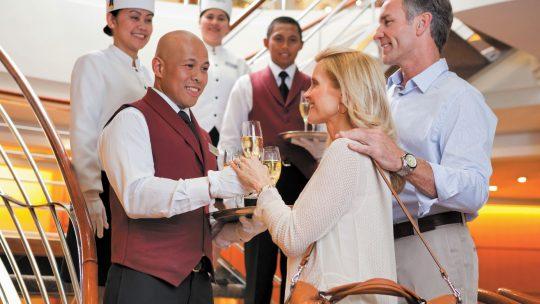 7 romantische ervaringen die je enkel aan boord van Regent Seven Seas Cruises kan beleven