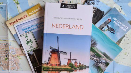 Capitool Reisgids Nederland: leidraad voor je Hollandse tripjes