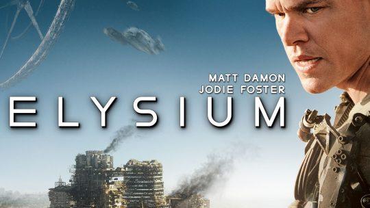 Matt Damon vecht voor gelijke kansen in 'Elysium'