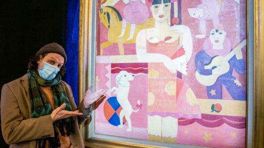 Het Kunstuur presenteert Belgische schilderkunst op unieke wijze
