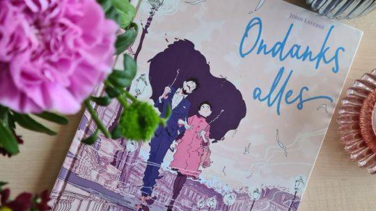 Liefde overwint zelfs de tijd, 'Ondanks Alles'