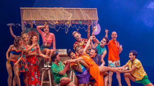 Hitmusical 'MAMMA MIA!' hervat deze zomer in Antwerpen en Hasselt