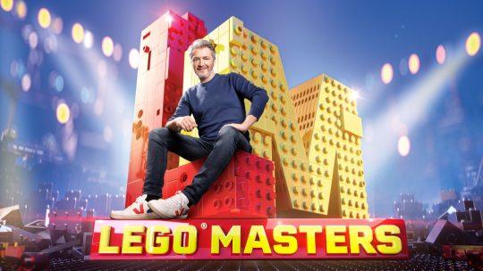 4 Vlaamse en 4 Nederlandse duo's strijden om de titel van LEGO Master 2021