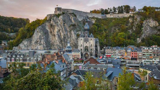 De 10 meest fotogenieke plaatsen in Wallonië