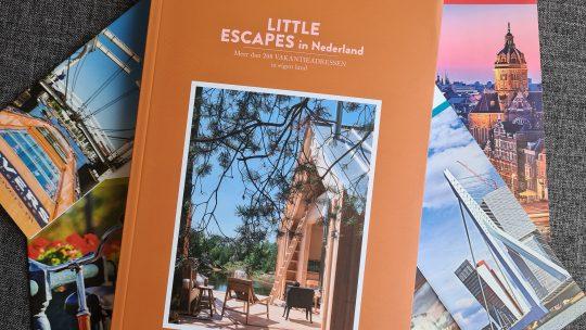 Little Escapes in Nederland: de leukste adressen voor een perfecte dichtbijvakantie