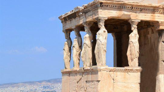200 jaar Griekse onafhankelijkheid: in de voetsporen van Griekse powervrouwen