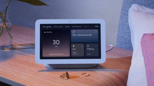 Hey Google: nieuwe Google Nest Hub krijgt slaapsensor