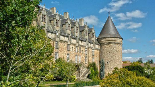 3 keer zalig overnachten bij een Frans Château