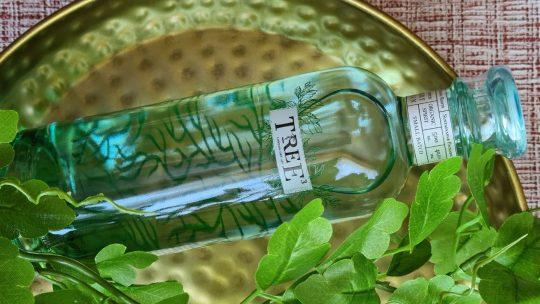 Tree3 London Dry Gin, heerlijke biologische gin van Belgische bodem