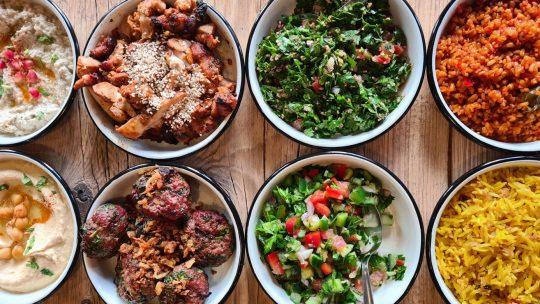 Yababa, de smaak van het Midden-Oosten in Brussel