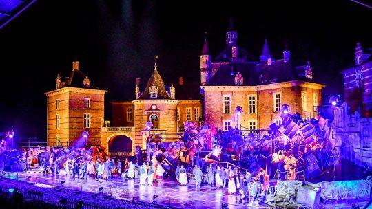 Spektakelmusical '1830' brengt Belgische revolutie tot leven