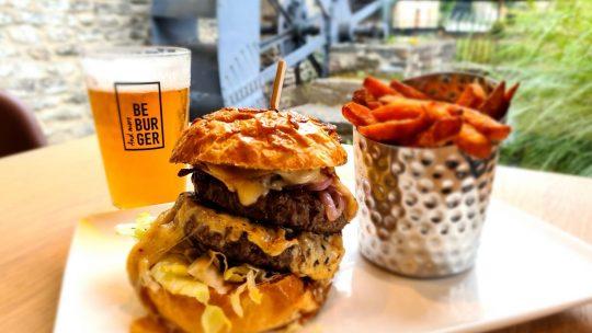 GIVEAWAY! – Maak kans op een diner voor twee ter waarde van 100 euro in een Be Burger-restaurant naar keuze!