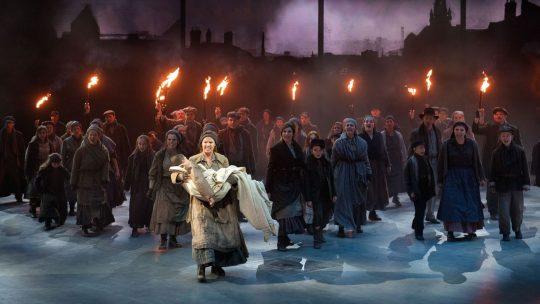 Verrassende namen vervoegen de cast van 'Daens, de musical'