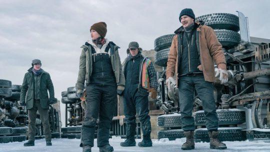 Liam Neeson begeeft zich op glad ijs in 'The Ice Road'