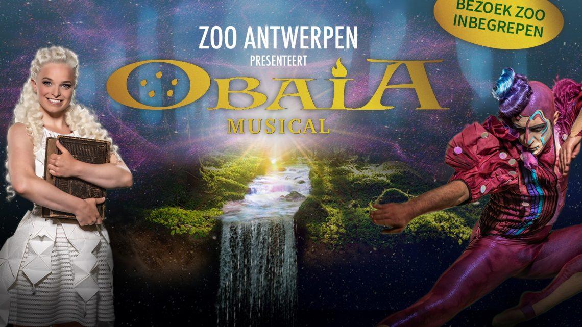 ZOO Antwerpen brengt met musical 'OBAIA' een ode aan de natuur