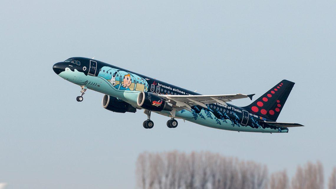 Kuifje-vliegtuig 'Rackham' krijgt facelift