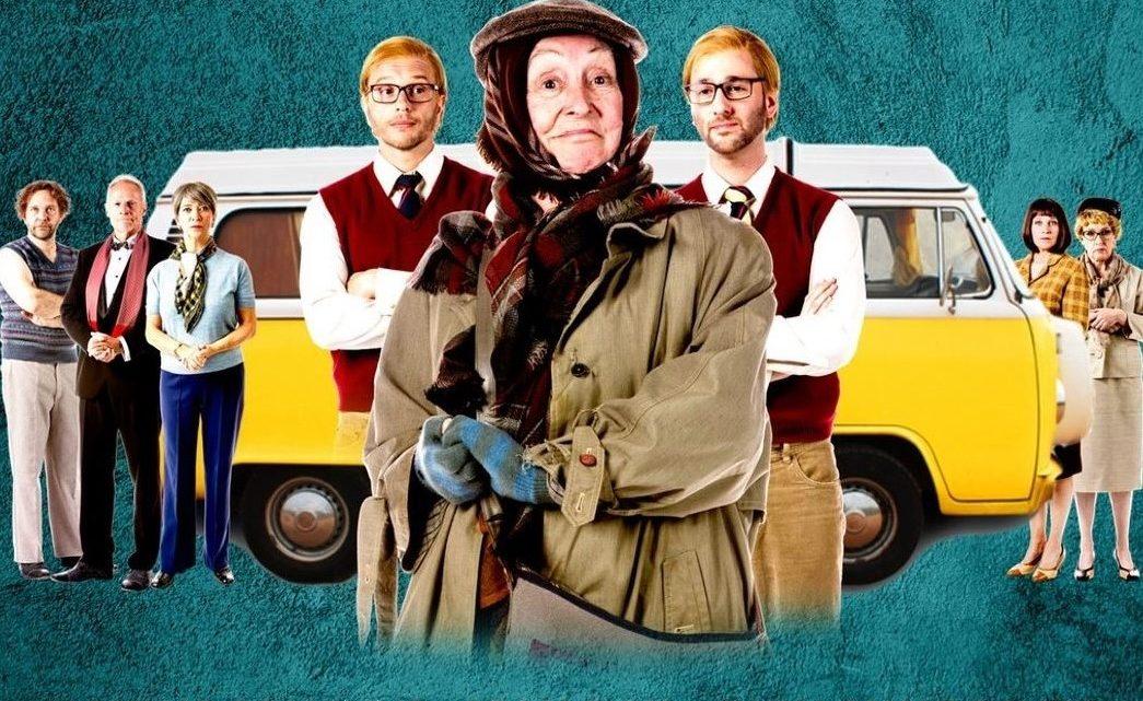 Leah Thys schittert als Miss Shepherd in 'De Dame in het Busje'