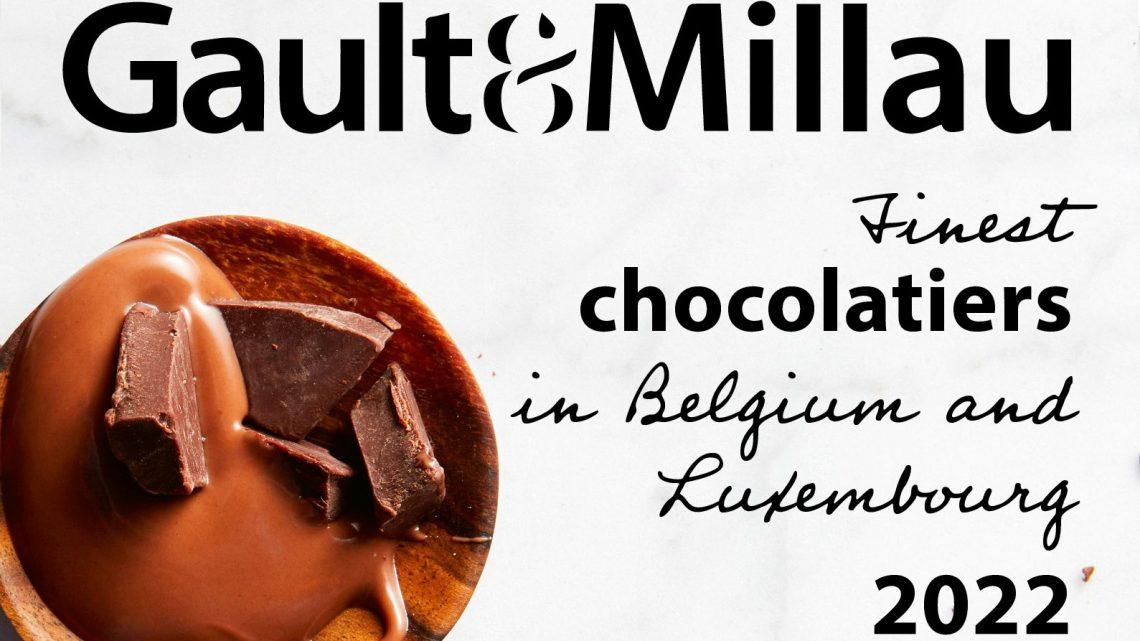 Gault&Millau maakt Chocolatiers van het Jaar 2022 bekend