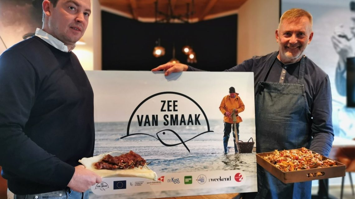 'Zee van Smaak': Kustchefs brengen de lekkerste Noordzeeproducten op je bord