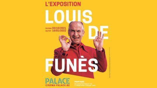 Palace brengt eerbetoon aan Louis de Funès, de grootste komiek uit de Franse filmgeschiedenis