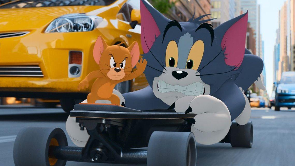 Tom & Jerry zetten een hotel op stelten en zorgen opnieuw voor een heerlijk kat-en-muisspel