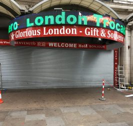 Shutter Repair and Shopfronts West London
