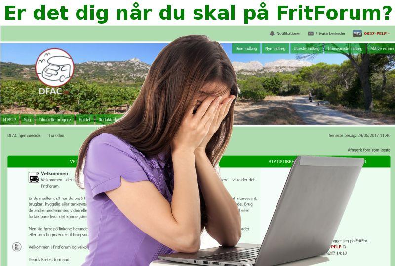 DFAC IT-Kurser – bliv fortrolig med FritForum