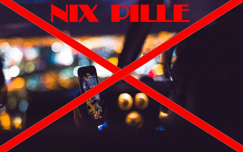 Tyskland – Nix Pille