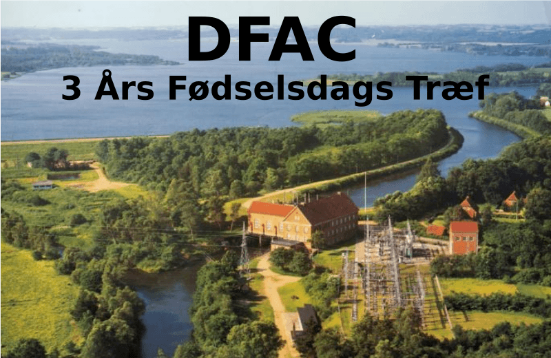 DFAC 3 Års Fødselsdagstræf