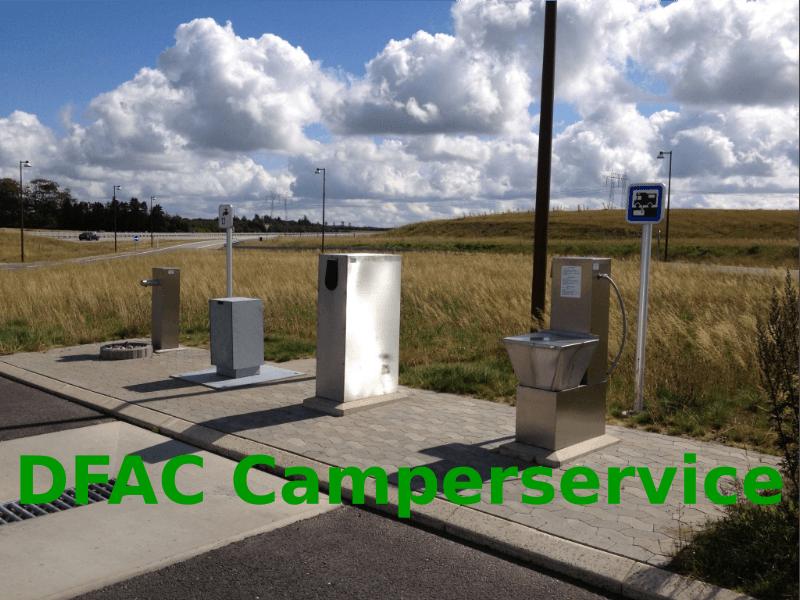 DFAC Camperservice – find en tømmeplads (revideret d. 23-11-18)