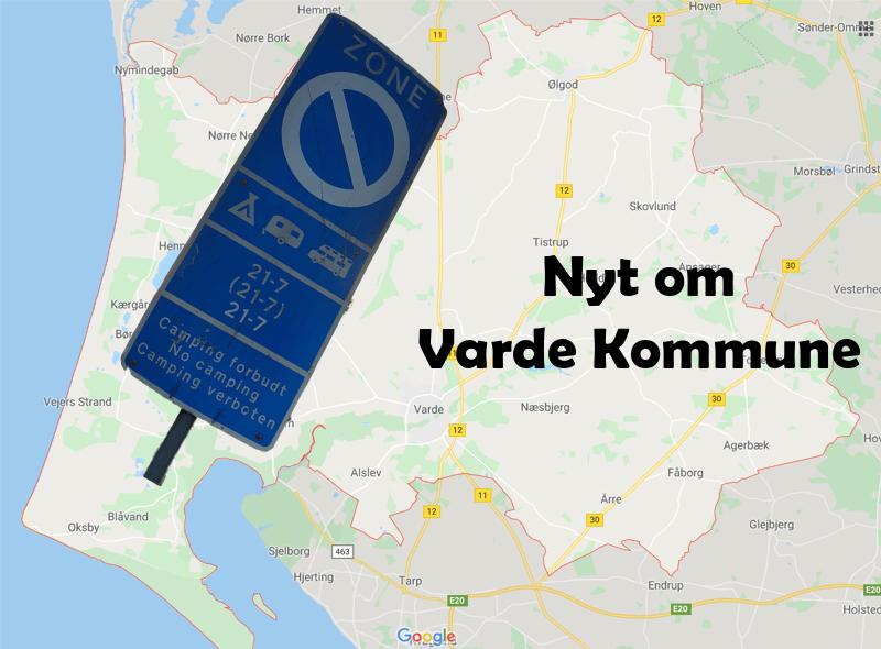 Nyt om Varde Kommune