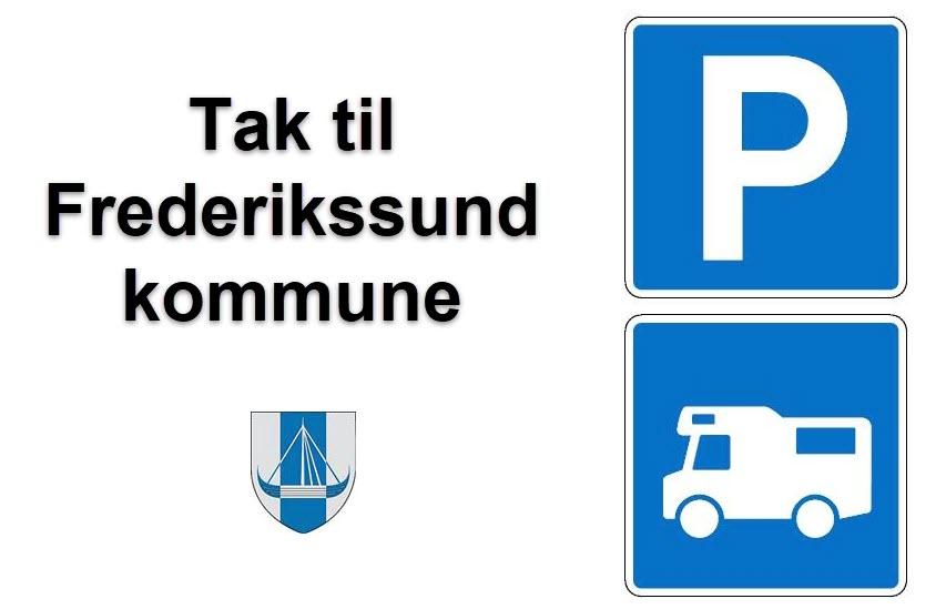 Frederiksund siger velkommen…