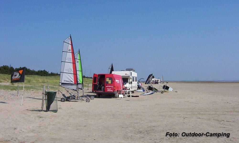 Rømø strand 25% bilfri
