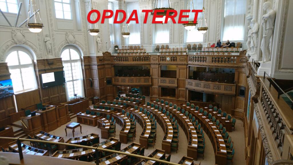 Henvendelse til skatteudvalget
