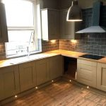 kitchen project by D Goddard Electrical