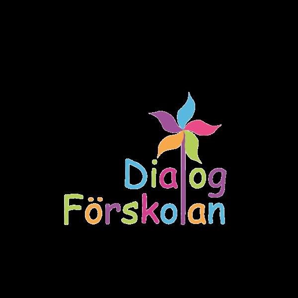 Dialogförskolan Logotyp