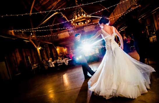 bryllup diamond dans